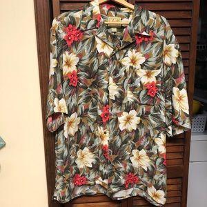 Vintage Aloha By Voltage Hawaiian Shirt